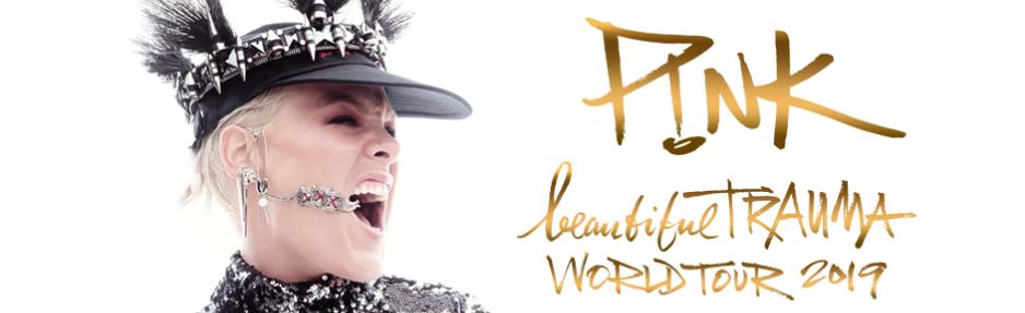 P!NK: Beautiful Trauma Tour