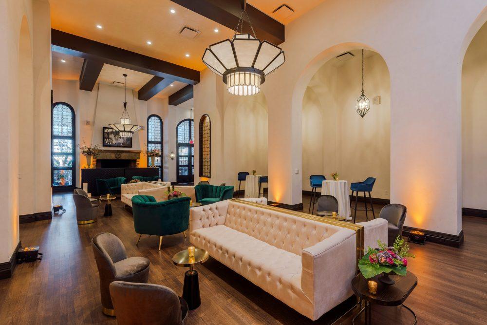 Gran Sala at Hotel Figueroa